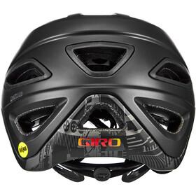 Giro Montaro MIPS Fietshelm, matte black hypnotic